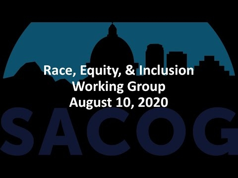2020 Race, Equity, & Inclusion Overview