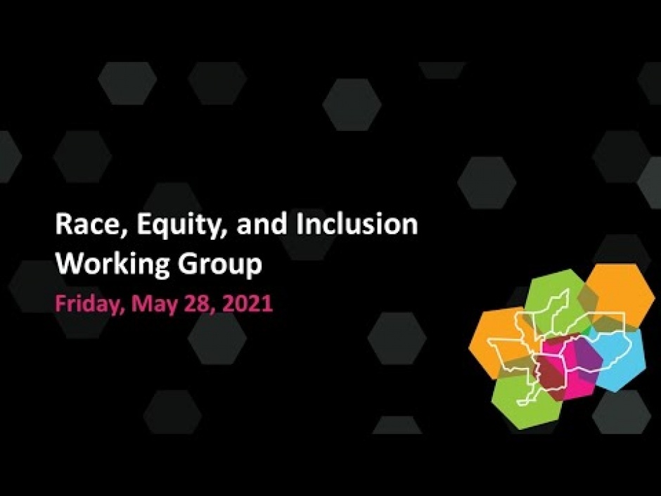 Race, Equity, & Inclusion Group Meeting