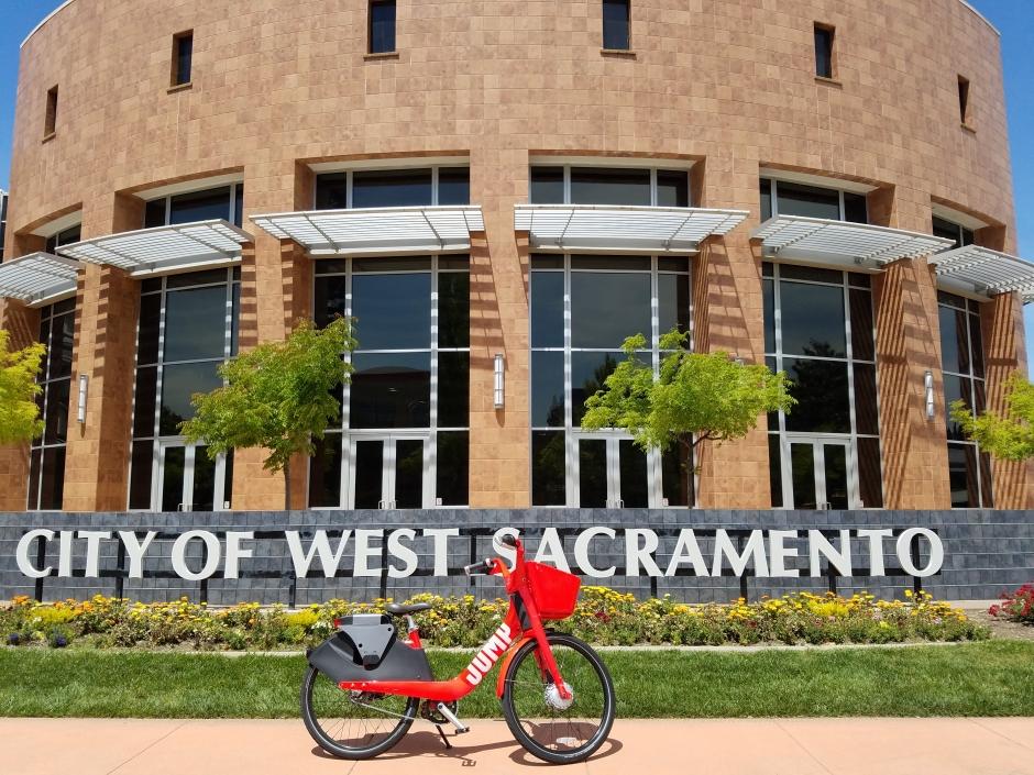 Bike Share - Sacramento Area Council of Governments