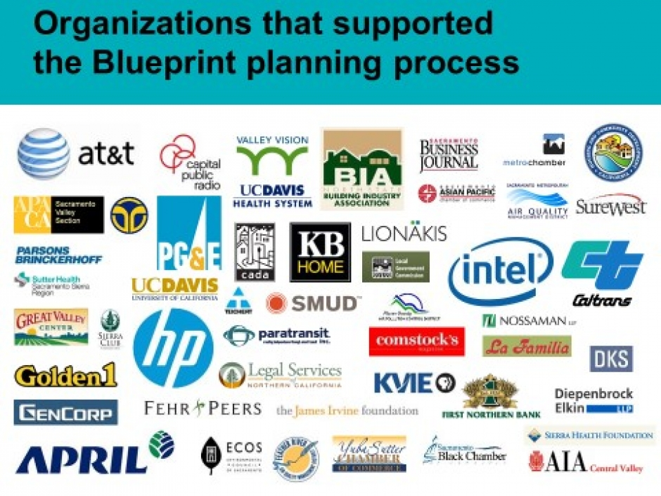 History of blueprint sacramento area council of governments history of blueprint malvernweather