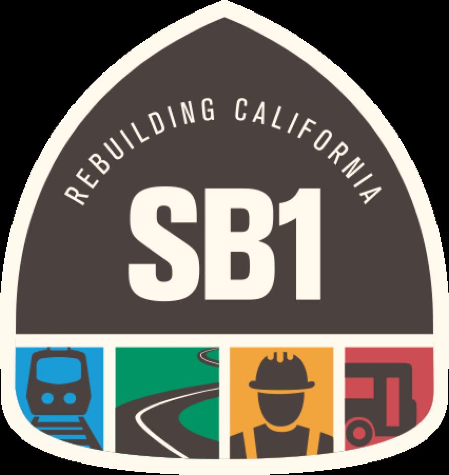 Rebuilding CA logo